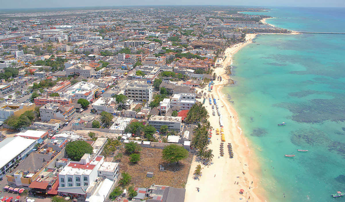 Playa del Carmen Real Estate - The Fastest growing City in Latin American