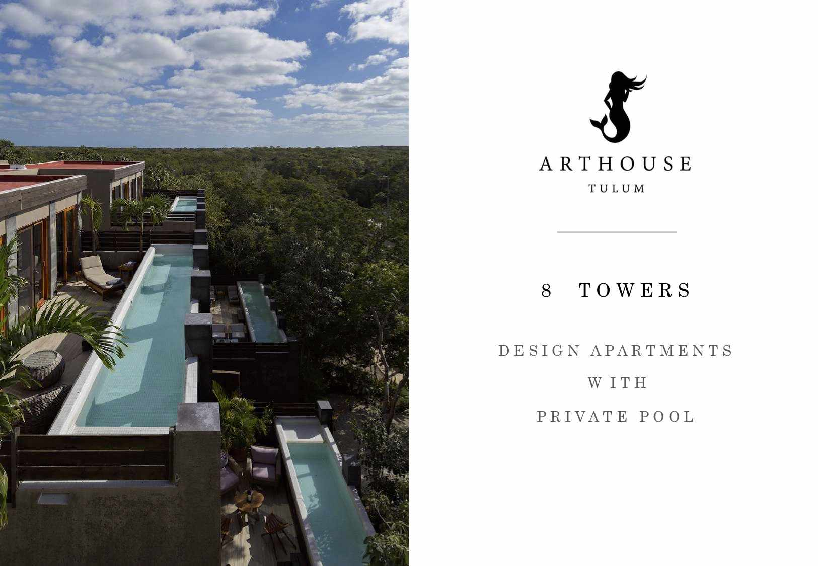Arthouse 8 Towers
