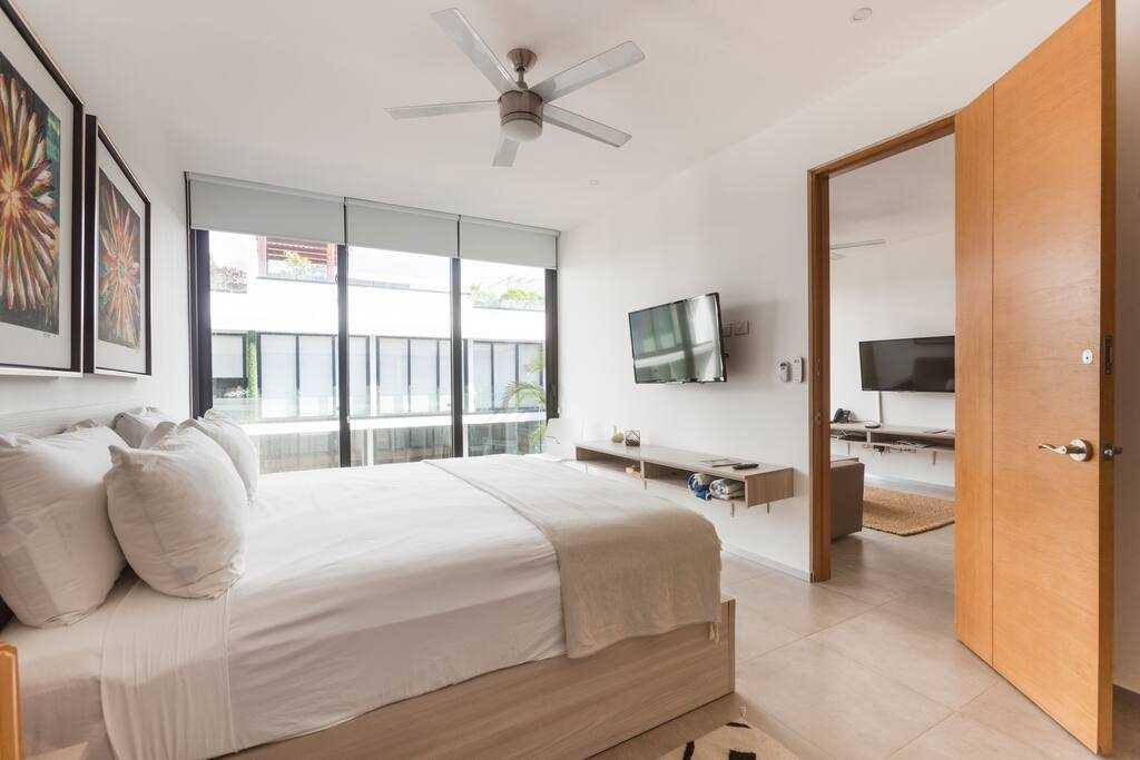 Playadelcarmen-penthouse-for-sale-bedroom