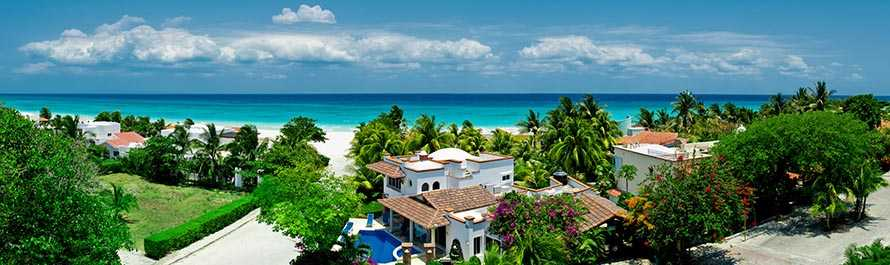 Playacar Beachfront Property in Mexico