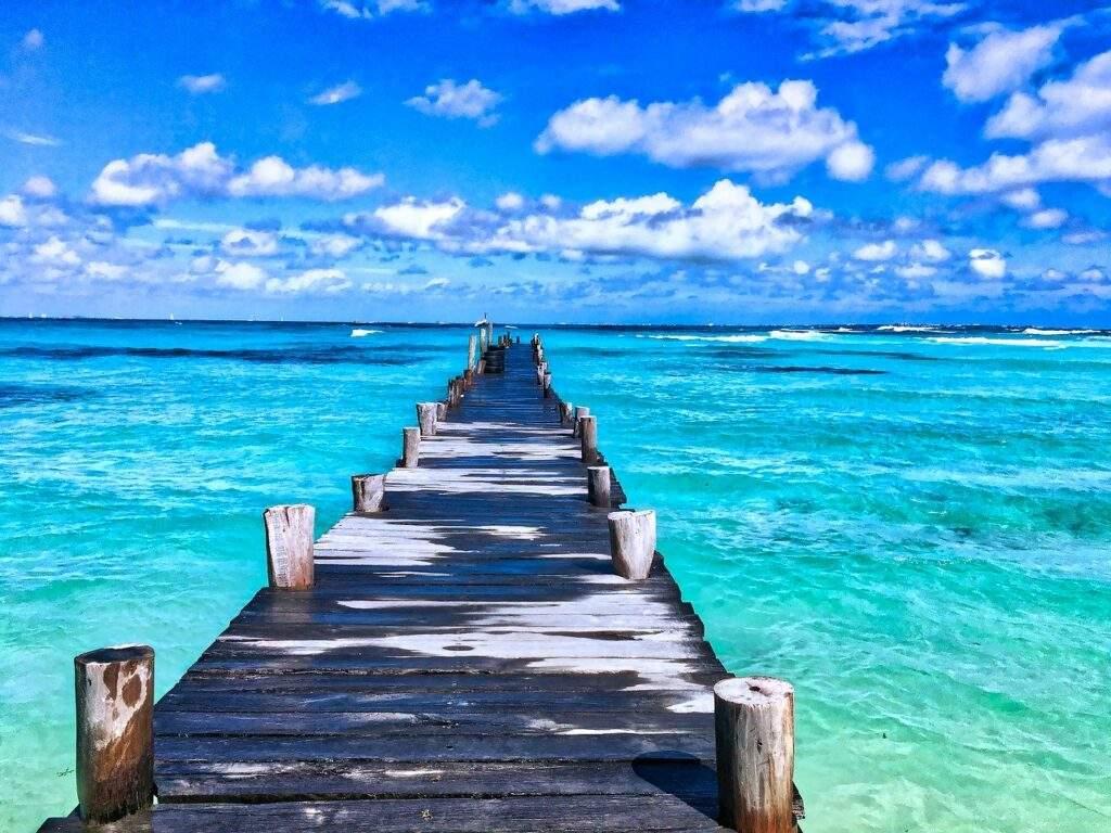 mexico, paradise, beach