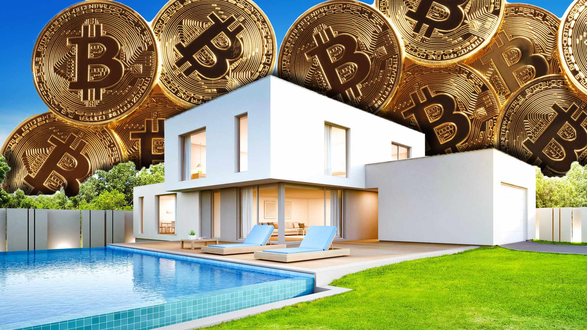 Cryptocurrency vs real estate rentals
