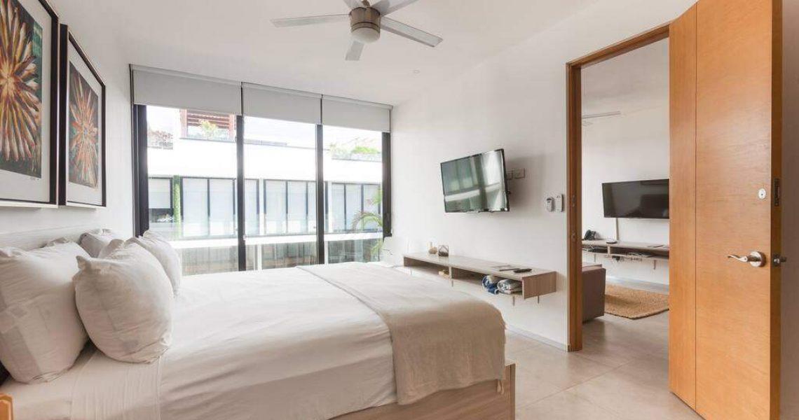 Playadelcarmen-penthouse-for-sale-bedroom