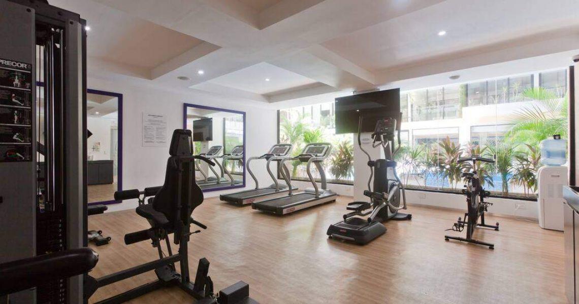 Playadelcarmen-penthouse-for-sale-gym
