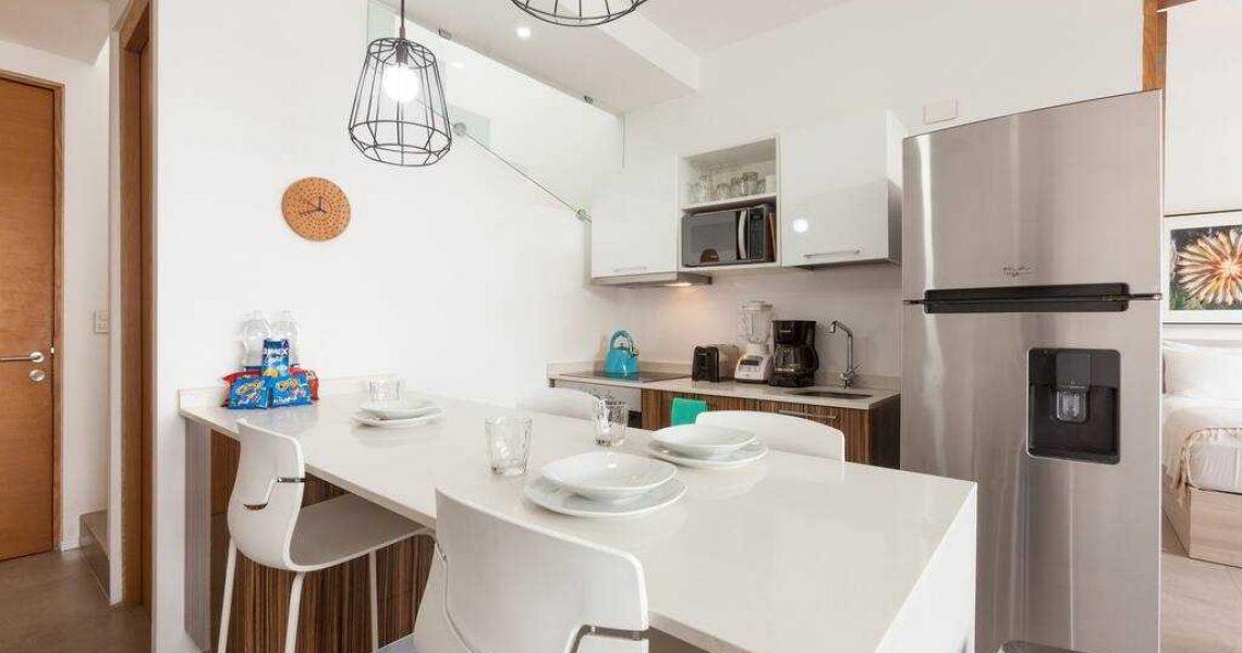 Playadelcarmen-penthouse-for-sale-kitchen