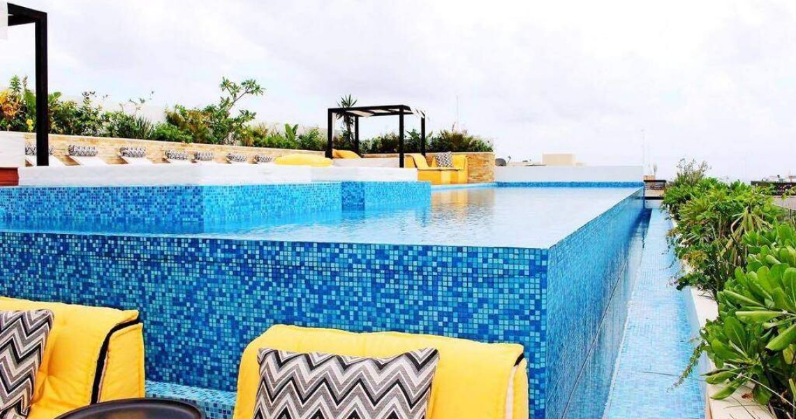 Playadelcarmen-penthouse-for-sale-private-pool-area