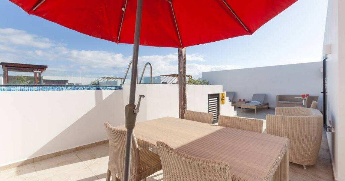 Playadelcarmen-penthouse-for-sale-private-rooftop-bbq