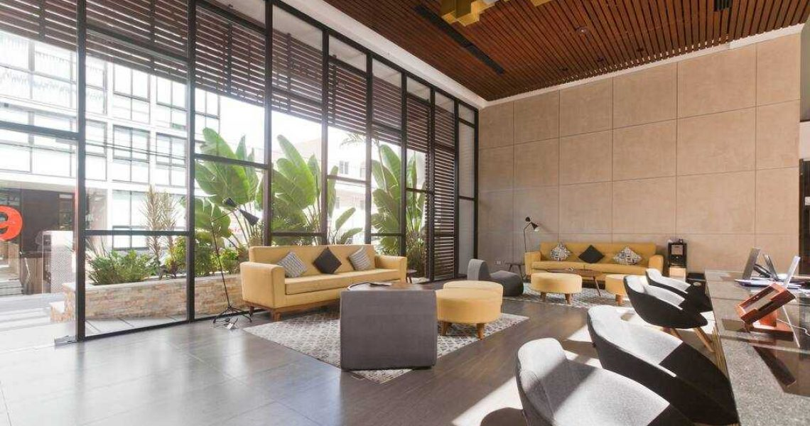 Playa del carmen penthouse for sale reception